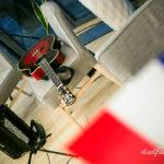 Muzyka francuska akordeon i gitara