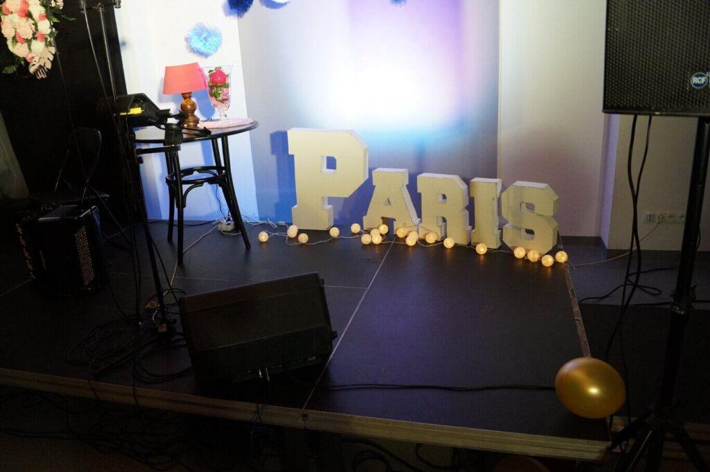 Wieczór paryski - muzyka francuska