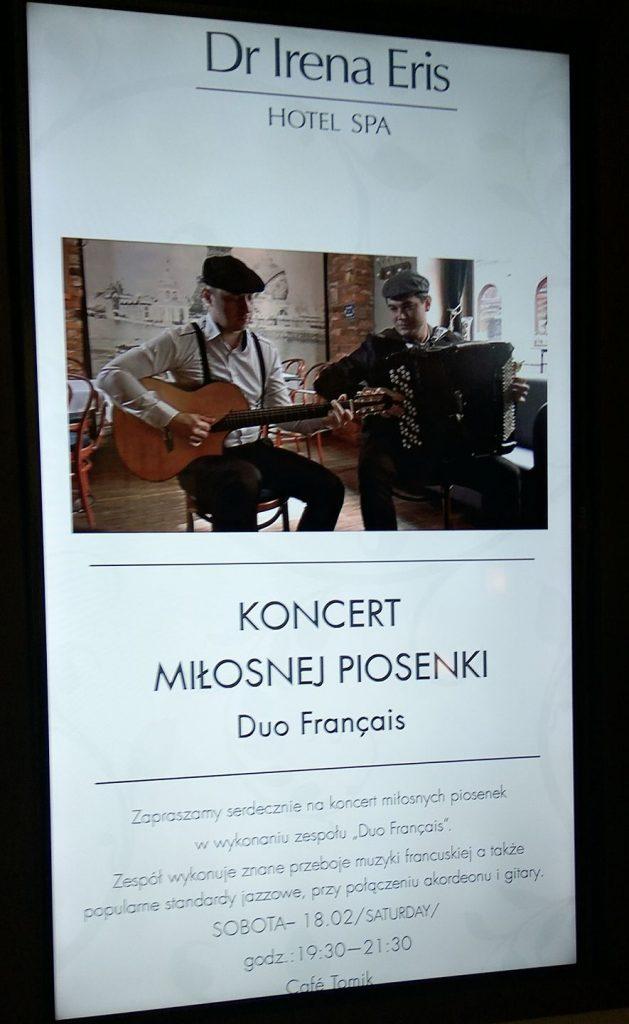 duet jazzowy Wrocław