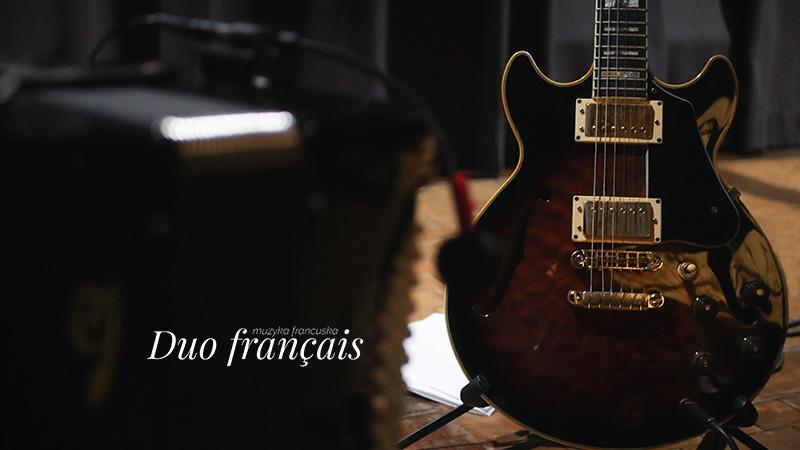 muzyka francuska na bankiet