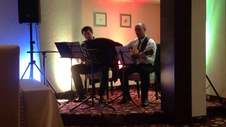 Wieczór Z Muzyką Francuską W świeradowie Zdrój Duet Francuski